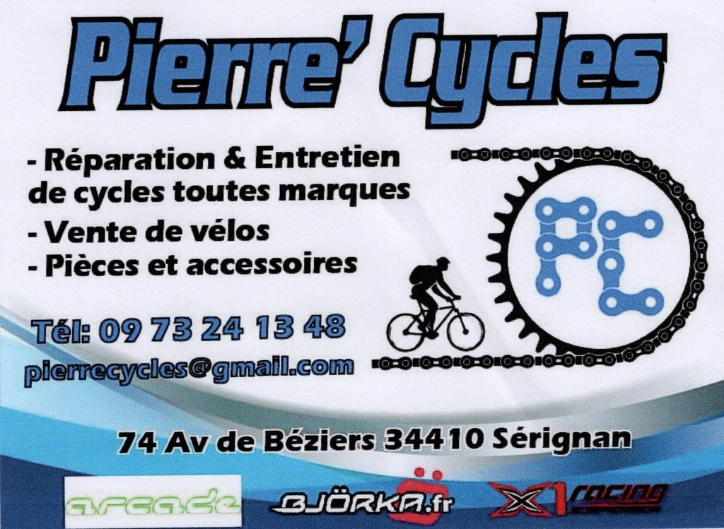 PIERRE' CYCLES